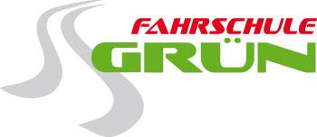Fahrschule Grün -Logo