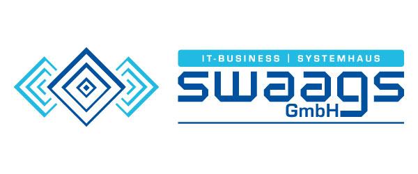 Logoentwicklung für die Firma Swaags GmbH