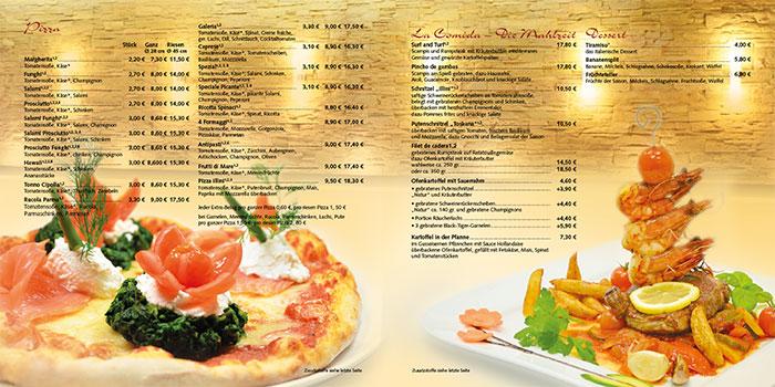 Fotografie menu