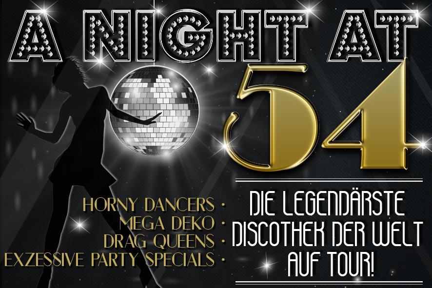 a night at 54