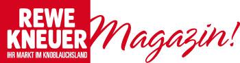 Logo Rewe Kneuer Magazin