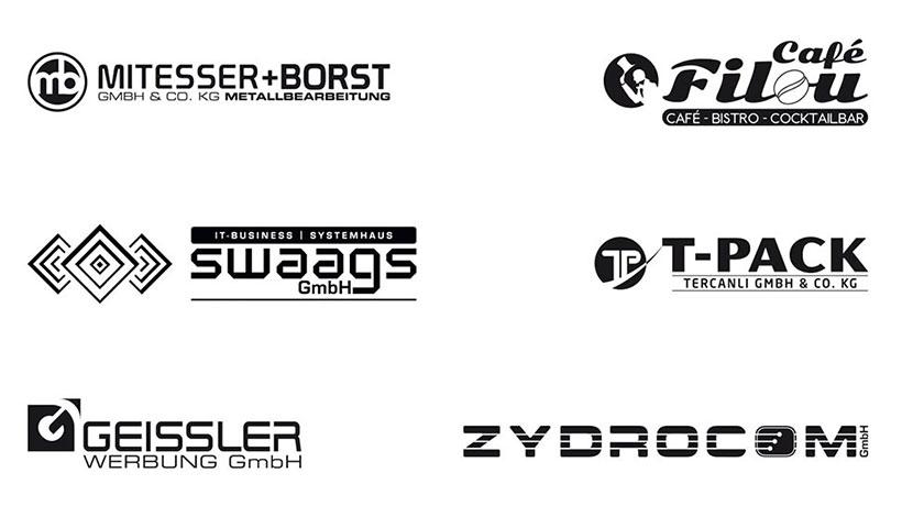 Logo Design, Logo Entwurf
