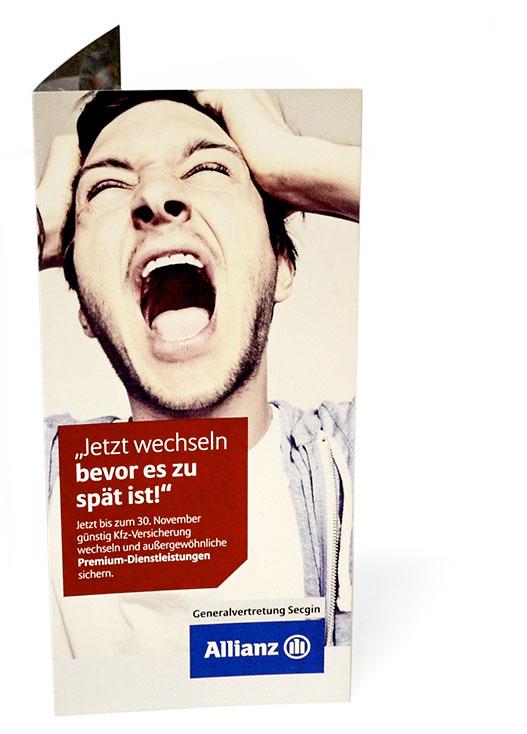 Allianz Faltflyer