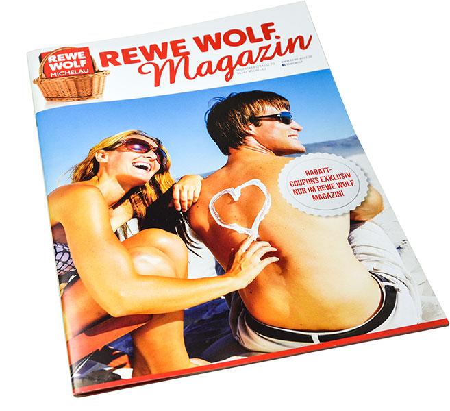 Zeitschrift, Covergestaltung
