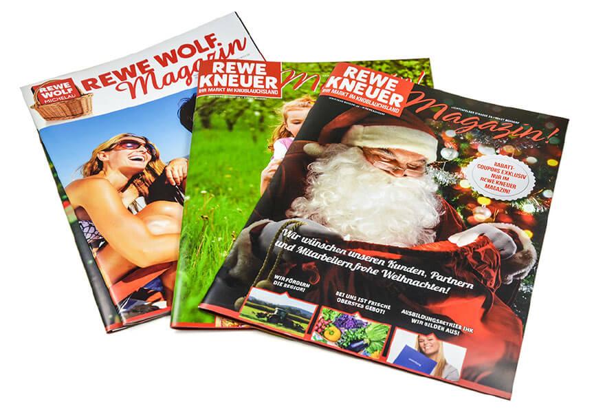 Zeitschriftengestaltung